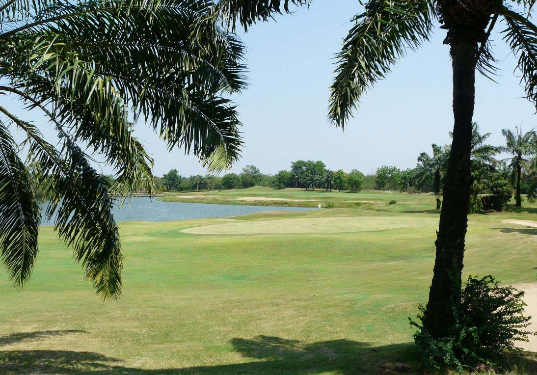 Fairway Mission Hills Golf Club Kanchanaburi