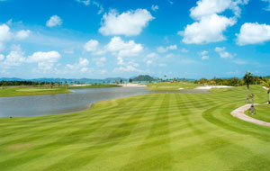 Phuket Golf Holiday