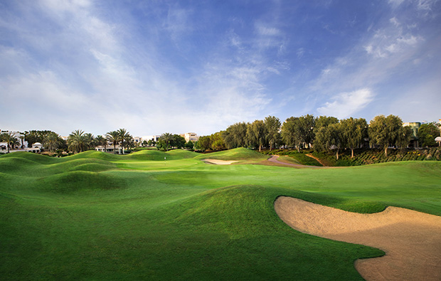 hole 5, the address montgomerie dubai, dubai, united arab emirates