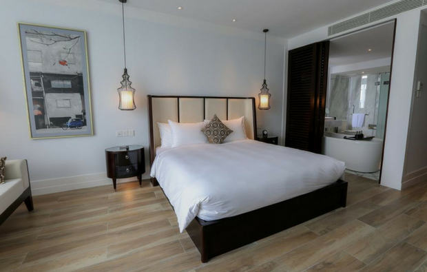 Montgomerie Links Hotel & Villas - The Rooms