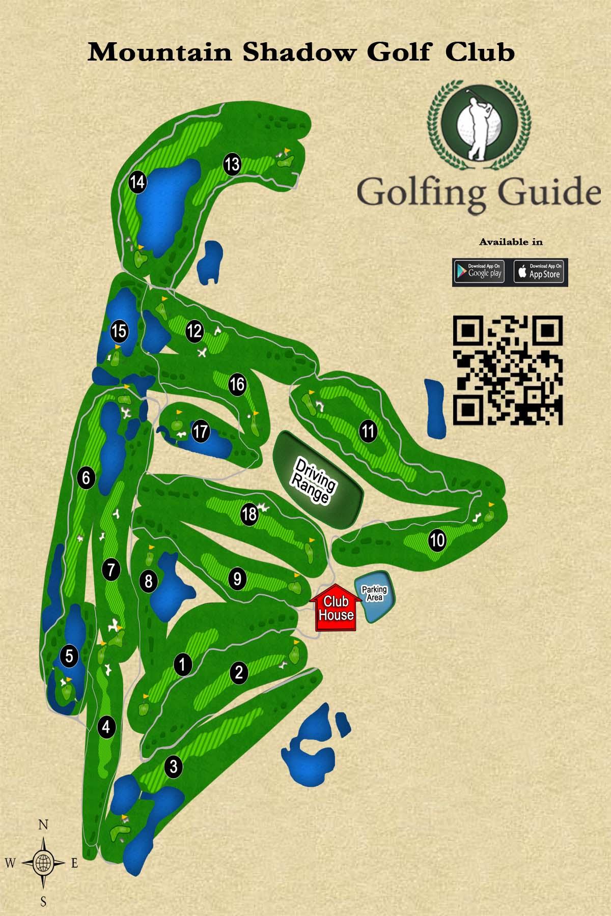 Golf Course Clubhouse Interior Design Ideas: Mountain Shadow Golf Club︱Golf Course In Pattaya, Thailand