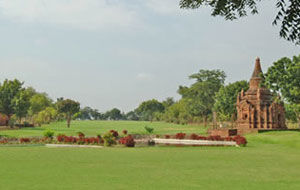 Myanmar Golf Tour (Yangon- Bagan-Mandalay)