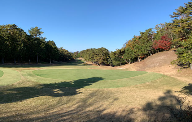 Nanzan Country Club Green