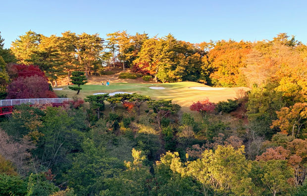Nanzan Country Club Par 3