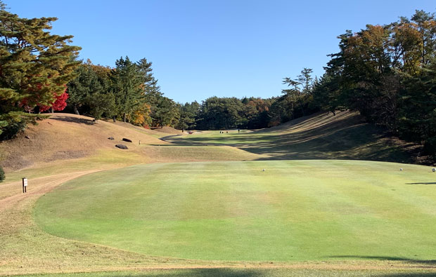 Nanzan Country Club tee box