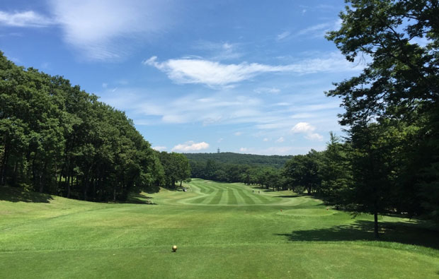 Nasu Kokusai Country Club Tee Box