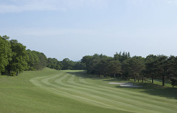 Nasu Kokusai Country Club Fairway