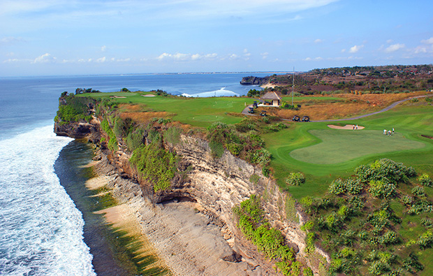 new kuta golf club, bali, indonesia