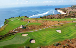 headland green, new kuta golf club, bali, indonesia