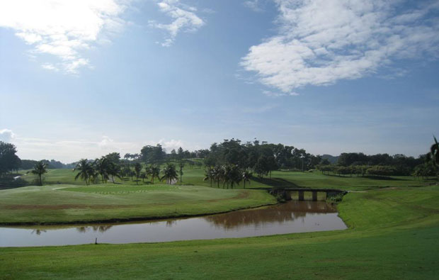 General View of Nilai Springs Golf Country Club
