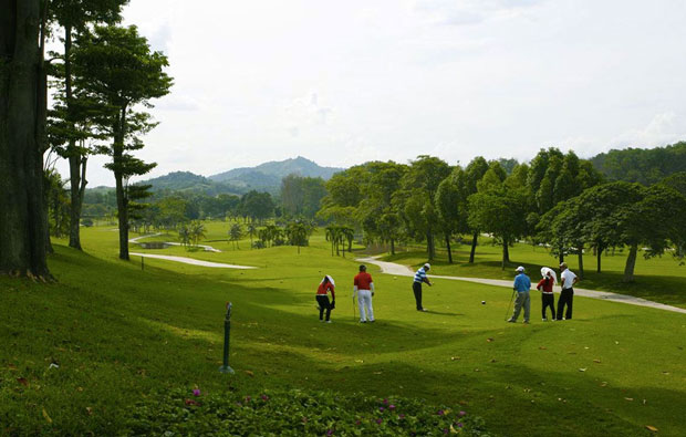Fairway Nilai Springs Golf Country Club