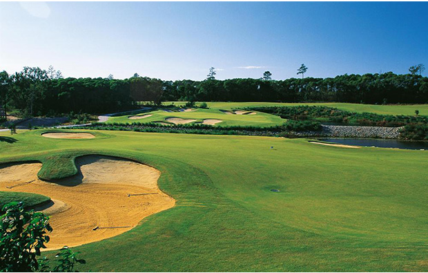 Green North Lakes Golf Club, Brisbane, Queensland
