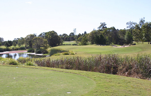 Hazards North Lakes Golf Club, Brisbane, Queensland