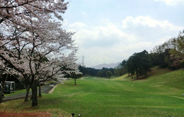 Oita Fujimi Country Club Fairway