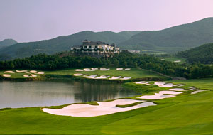 Olazabal Course Mission Hills
