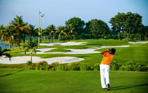 Fairway, Orchid Country Club, Singapore