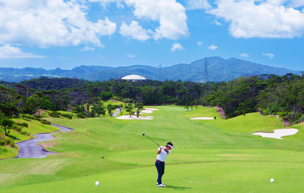 fairway Orion Arashiyama Golf Club