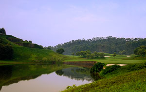 fairway at ozaki course mission hills, guangdong china