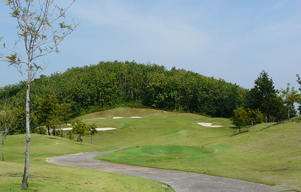 par 3, silky oak golf club , pattaya, thailand