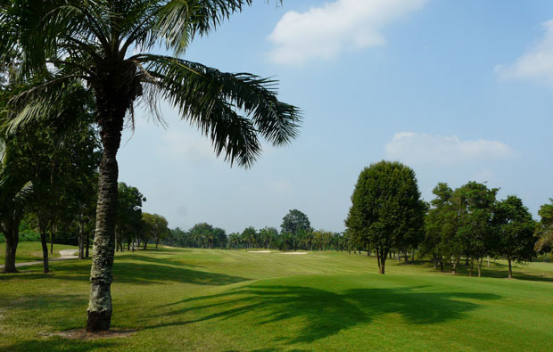 fairway, pattavia century golf club, pattaya, thailand