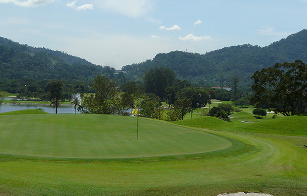 green templer park country club, kuala lumpur