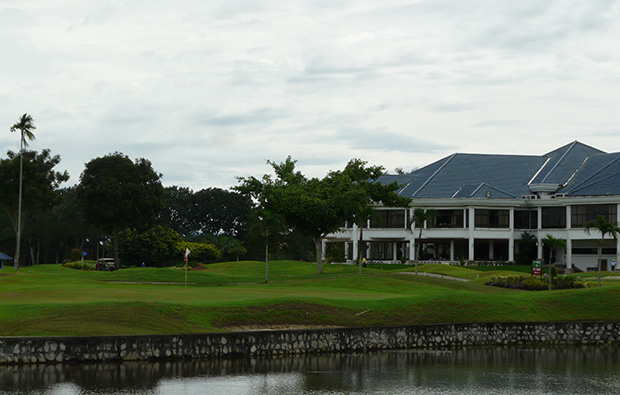 clubhouse penang golf resort, penang
