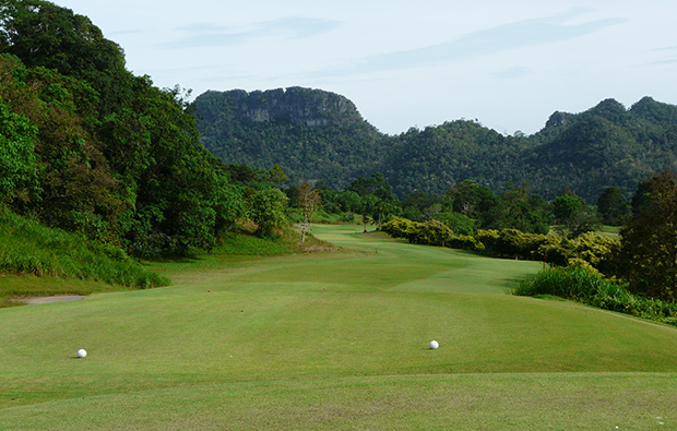 fairway gunung raya golf resort, langkawi