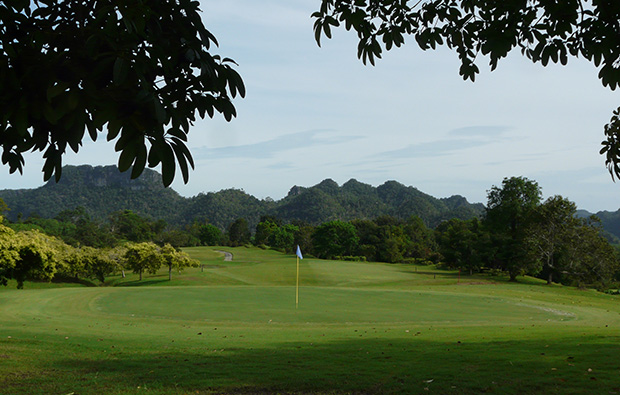 green gunung raya golf resort, langkawi