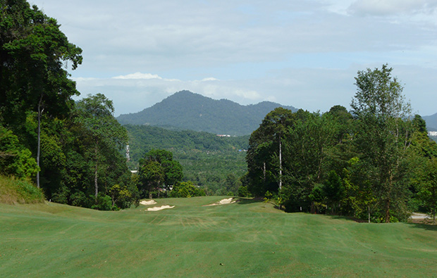 fairway 99 east golf club, langkawi