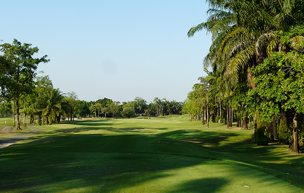fairway,  summit windmill golf club, bangkok, thailand