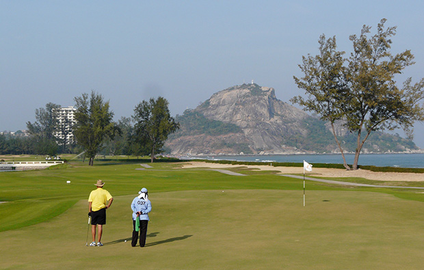golfer, Sea Pines Golf Course, hua hin, thailand