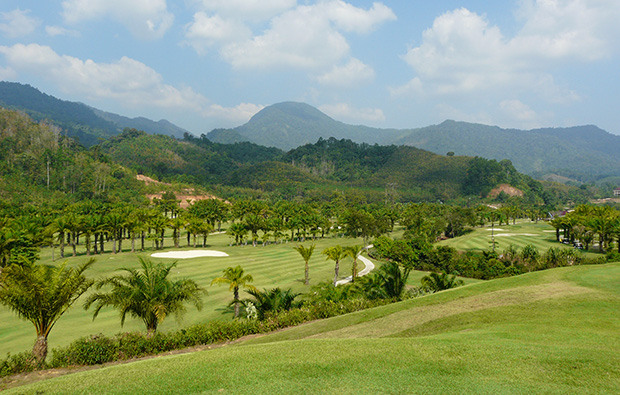 fairways katathong golf resort, phuket