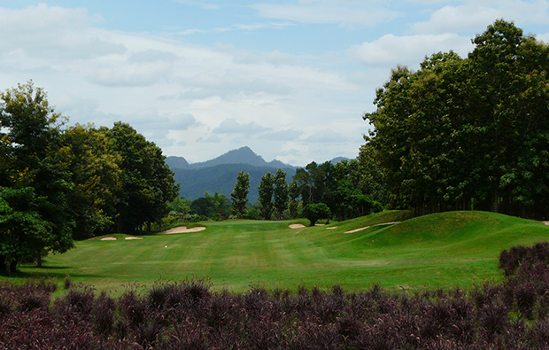 fairways, gassan khuntan golf resort, chiang mai, thailand