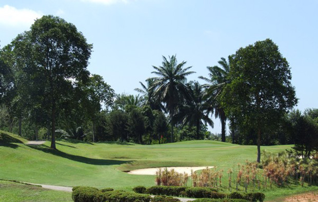 green Palm Resort Golf Country Club, johor, malaysia