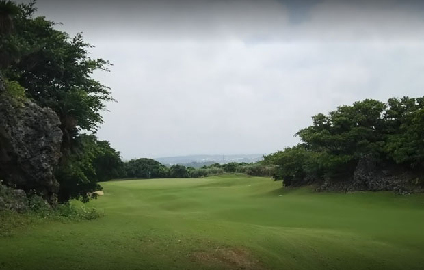 Palm Hills Golf Club Okinawa Fairway