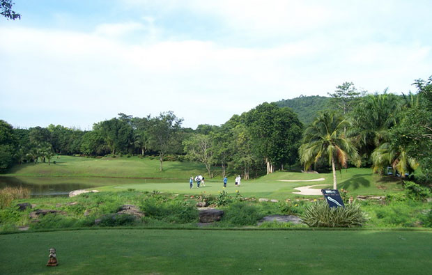 Panorama Golf Country Club | Golf Course in Khao Yai Thailand.