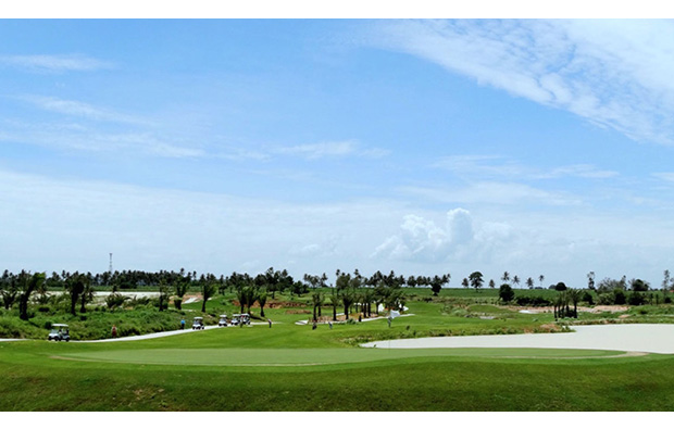fairway, Parichat International Golf Links, Pattaya, Thailand
