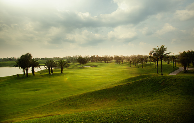 fairway, pattana golf resort, pattaya, thailand