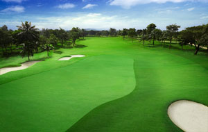 another view of pattaya country club, pattaya