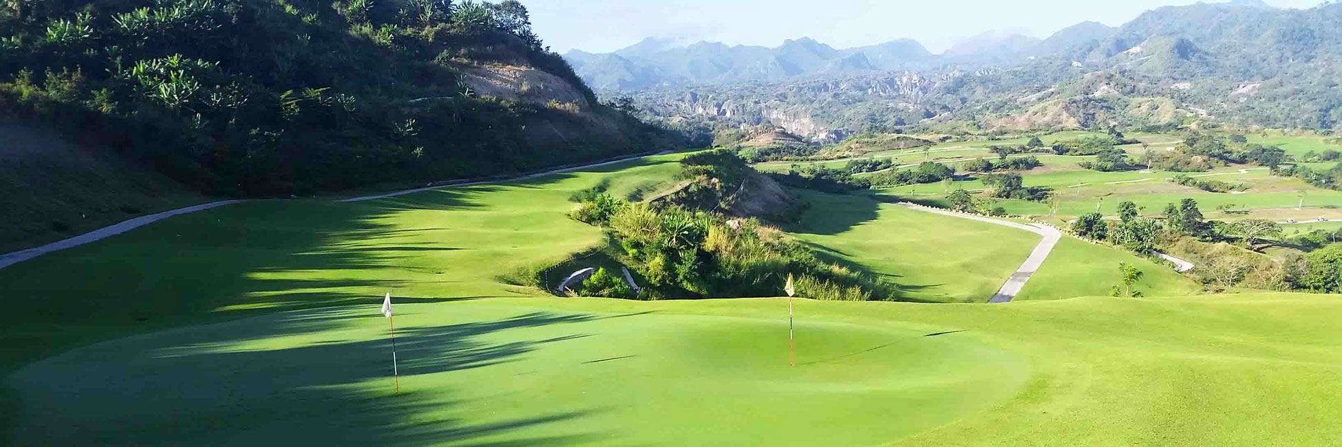 Golf Course in Philippines