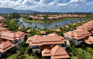 Phuket Golf Villa Package