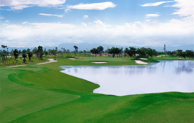 fairway, gassan legacy golf club, chiang mai, thailand