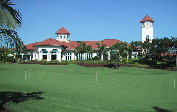 Pun Hlaing Golf Course