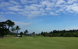 Fairways at Royal Garden Golf Country Club, Angeles City, Philippines