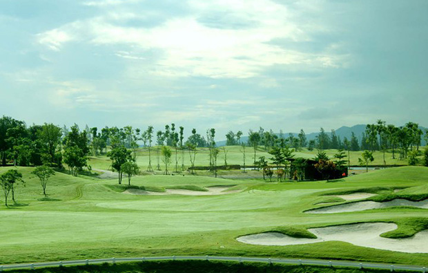 green D Varee Charnvee Khao Yai Golf Club