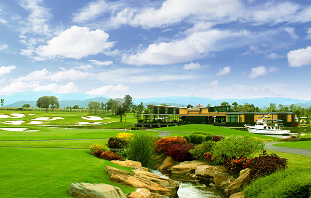 Image result for rancho golf course khao yai