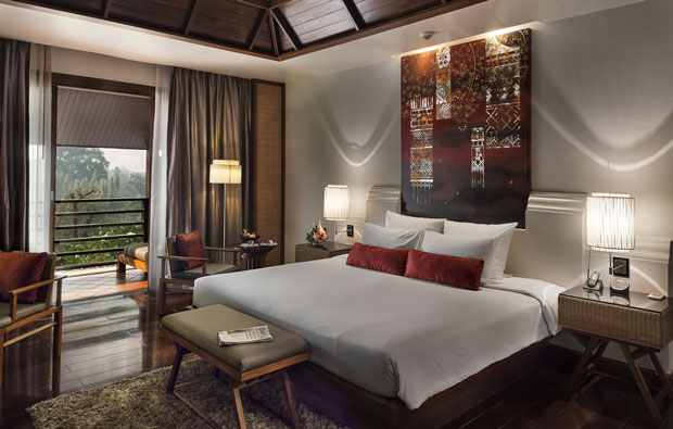 RatiLanna Riverside Spa Resort Deluxe Room