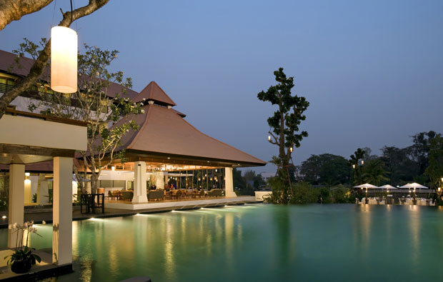 RatiLanna Riverside Spa Resort Swimming Pool