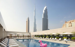 Rove Downtown Dubai (7 Nights)