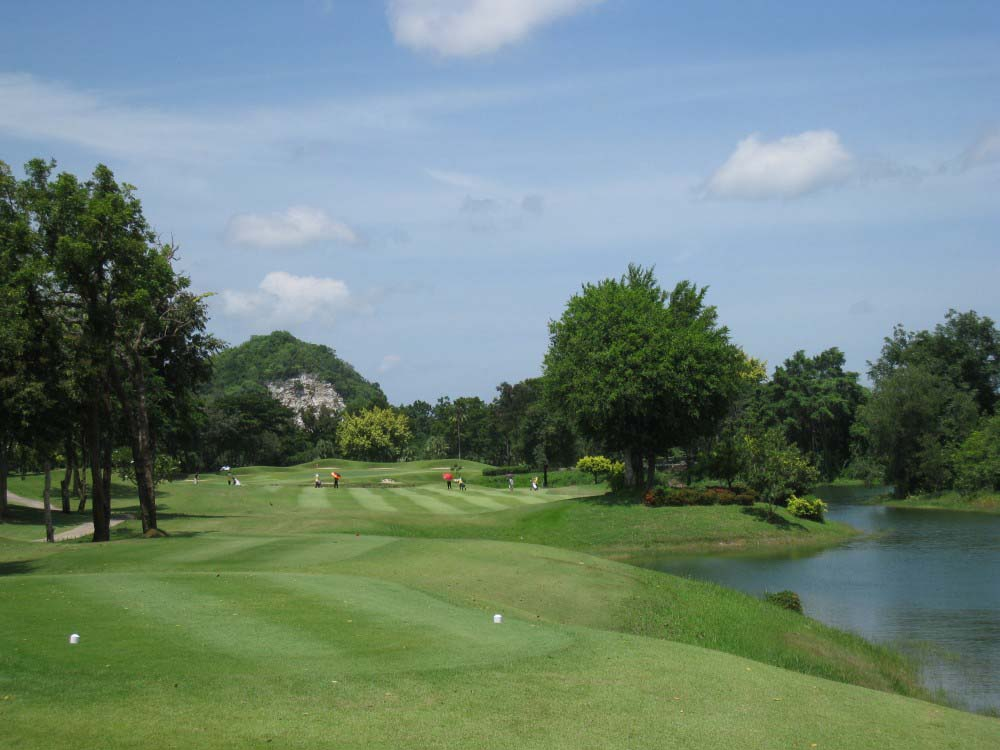 Fairway Royal Ratchaburi Golf Club, Kanchanaburi